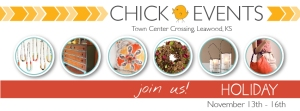 Holiday Chick Event